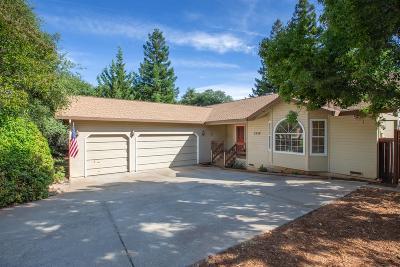 Cameron Park CA Single Family Home For Sale: $499,950