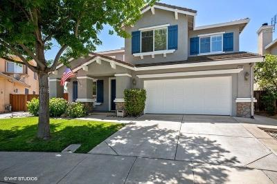 Tracy Single Family Home For Sale: 3100 North Jerrold Zanzi Lane
