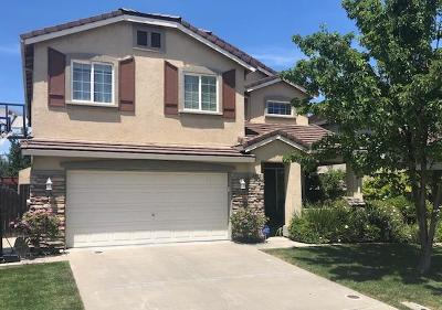Stockton Single Family Home For Sale: 6451 Crestview Circle