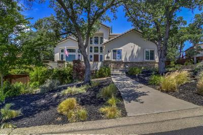 El Dorado Hills CA Single Family Home For Sale: $889,900