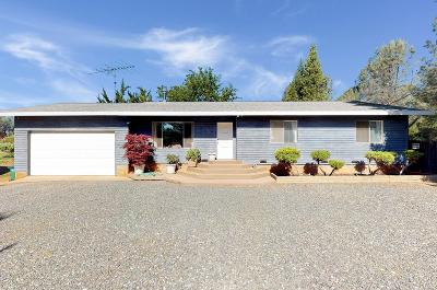 Grass Valley Single Family Home For Sale: 16277 Newtonian Way