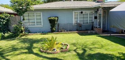 Stockton Single Family Home For Sale: 1780 North Del Rio Drive