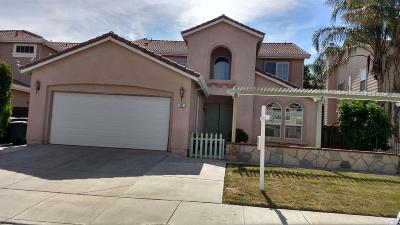 Tracy Single Family Home For Sale: 201 Nabor Court