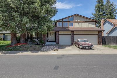 Roseville Single Family Home For Sale: 1717 Oakview Drive