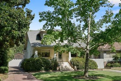 Sacramento Single Family Home For Sale: 1021 42nd Street