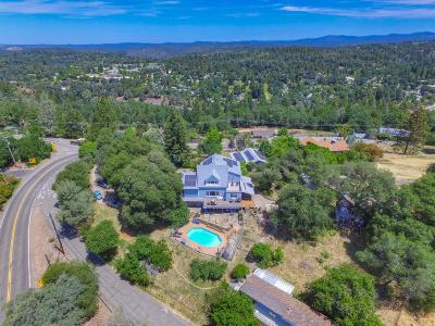 Placerville Single Family Home For Sale: 3285 Sacramento Street