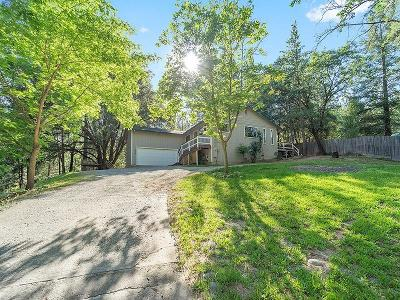 Single Family Home For Sale: 1603 Big Oak Road