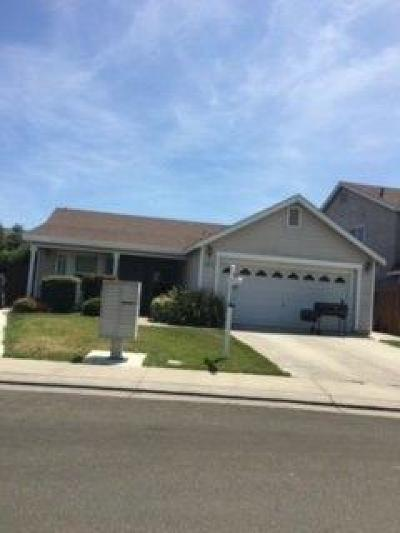 Stockton Single Family Home For Sale: 1912 Old Spanish Drive