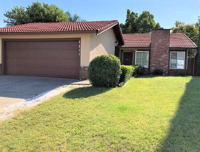 Single Family Home For Sale: 4511 Da Vinci Drive
