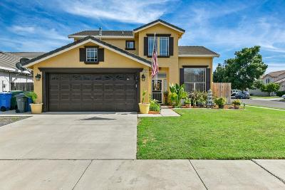 Turlock Single Family Home For Sale: 1652 Romeo Lane