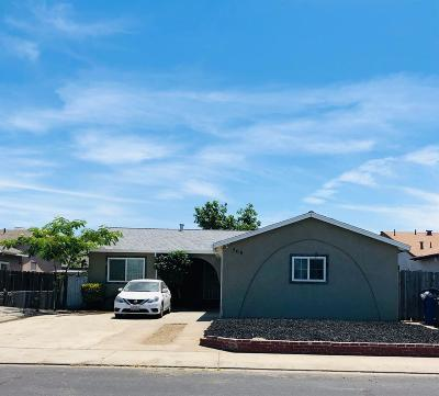 Manteca Single Family Home For Sale: 308 Eva Court