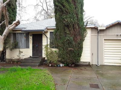West Sacramento Multi Family Home For Sale: 605 Solano Street