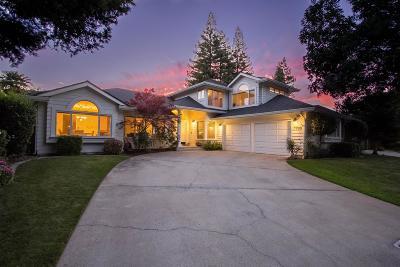 Modesto Single Family Home For Sale: 3209 Lakeshore Court