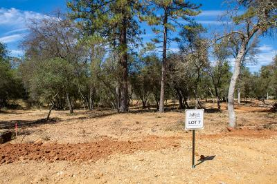 Shingle Springs Residential Lots & Land For Sale: Resler Way