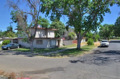 Merced Multi Family Home For Sale: 2417 Q