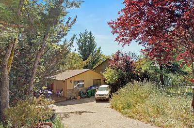 Nevada County Single Family Home For Sale: 11628 Buckeye Circle