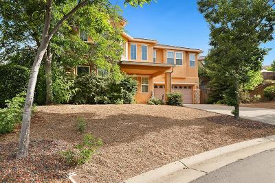 El Dorado Hills Single Family Home For Sale: 609 Barranca Court