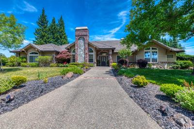 Granite Bay Single Family Home For Sale: 8425 Grosvenor Court
