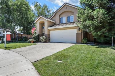 Tracy Single Family Home For Sale: 1595 Vintage Court