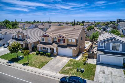 Stockton Single Family Home For Sale: 1138 Henry Long Blvd