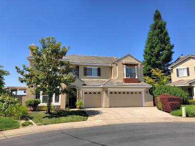 El Dorado Hills CA Single Family Home For Sale: $769,800