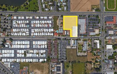 Turlock Residential Lots & Land For Sale: 141 20th Century Boulevard