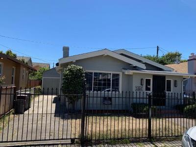 Oakland Single Family Home For Sale: 5419 Wadean Pl