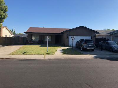 Manteca Single Family Home For Sale: 567 San Gabriel Court