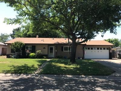 Citrus Heights Single Family Home For Sale: 7130 Dolan Way