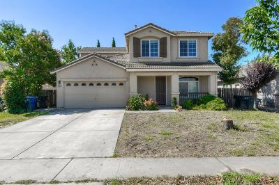 Elk Grove Single Family Home Contingent: 8006 Tolkien Avenue