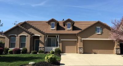 Rocklin Single Family Home For Sale: 6403 Cosmos Court