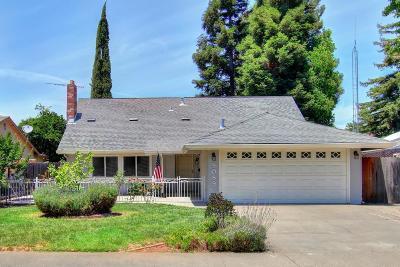 Sacramento Single Family Home For Sale: 9089 Caldera Way