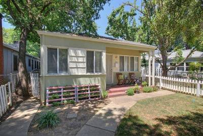 Sacramento Multi Family Home For Sale: 2786 24th Street