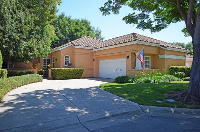 Stockton Single Family Home For Sale: 3607 Crystal Tree Court