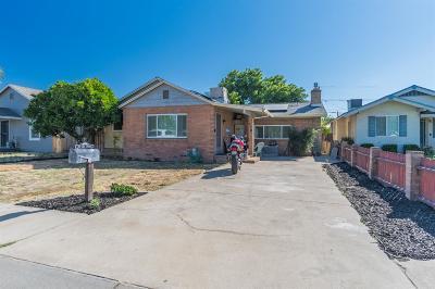 Ripon Single Family Home For Sale: 550 Key Avenue