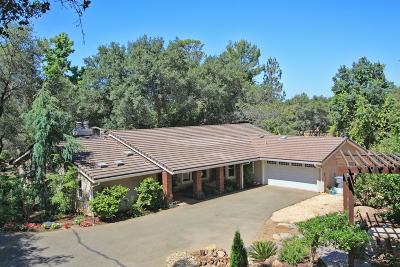 Granite Bay Single Family Home For Sale: 8537 Willow Valley Place