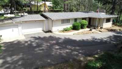 Placerville Single Family Home For Sale: 2371 Big Canyon Creek Road