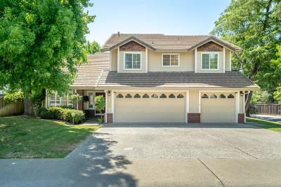 Fair Oaks CA Single Family Home For Sale: $529,900
