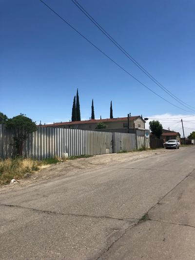 Stockton Commercial Lots & Land For Sale: 1660 South Umion Street
