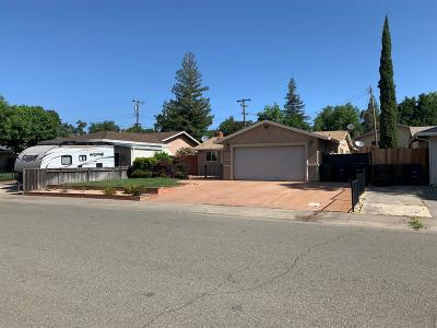 Citrus Heights CA Single Family Home For Sale: $350,000