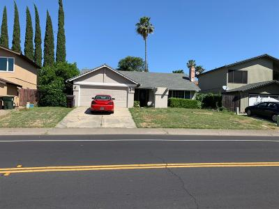 Citrus Heights CA Single Family Home For Sale: $390,000
