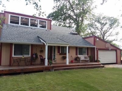 El Dorado County Single Family Home For Sale: 3600 Bridgeport School Road