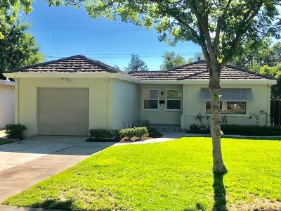 Modesto CA Single Family Home For Sale: $245,000