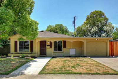 Sacramento Single Family Home For Sale: 5500 Miner Way