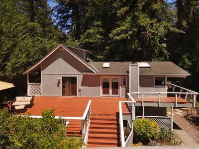 Single Family Home For Sale: 12789 Graton Road