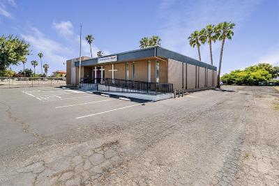 Stockton Commercial For Sale: 5223 North El Dorado Street