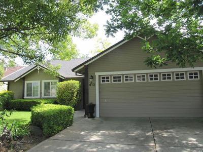 Yolo County Single Family Home For Sale: 413 Dry Creek Lane
