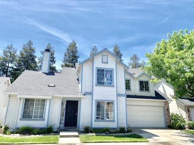 Modesto CA Single Family Home For Sale: $315,000