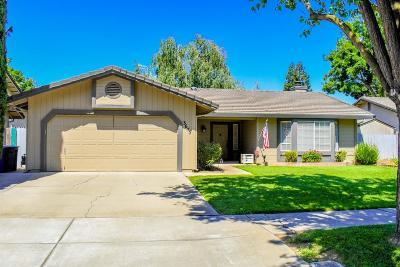 Merced Single Family Home For Sale: 3675 Quail Avenue