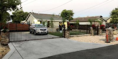 Stockton Single Family Home For Sale: 3756 Odell Avenue
